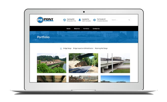 Pont Engineering Portfolio
