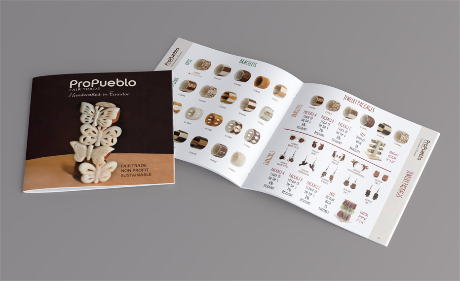 Pro Pueblo Fair Trade Catalog